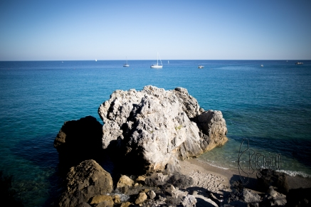 Located beautifully the sirens cove leaves an extraordinary impression of Liguria's beaches.