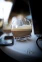 Caffé Shakerato - Ligurian specialty.