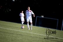 Munichs first refugee socker team ESV Neuaubing plays against SV Tuerkspor Allach