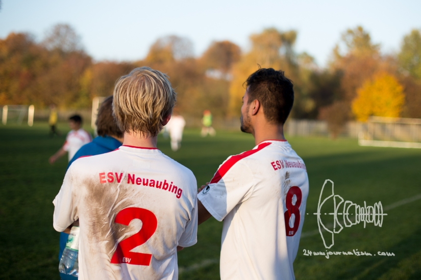 Some shots of my favourite soccer team: ESV Neuaubing (vs. FC Teutonia II)