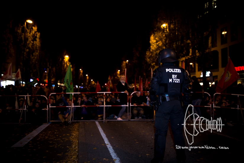 November 9th – PEGIDA Munich blocked from racist march on historically chargeddate
