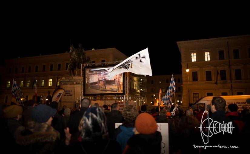 PEGIDA Munich blocked twice – forced to fullstop