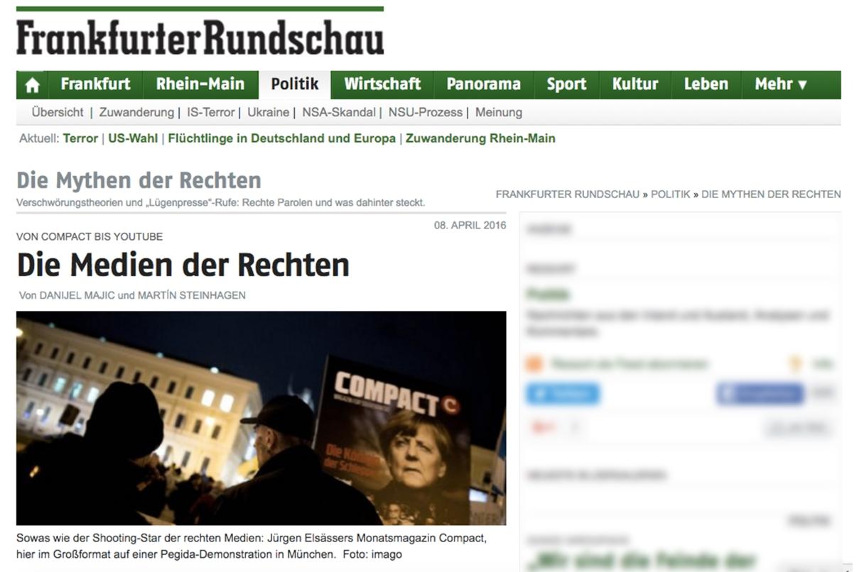 "publication ""FrankfurterRundschau"" 04-08-16"