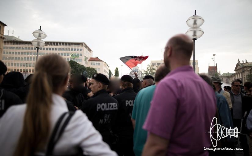 Last-minute cancelled PEGIDA causes chaos inMunich