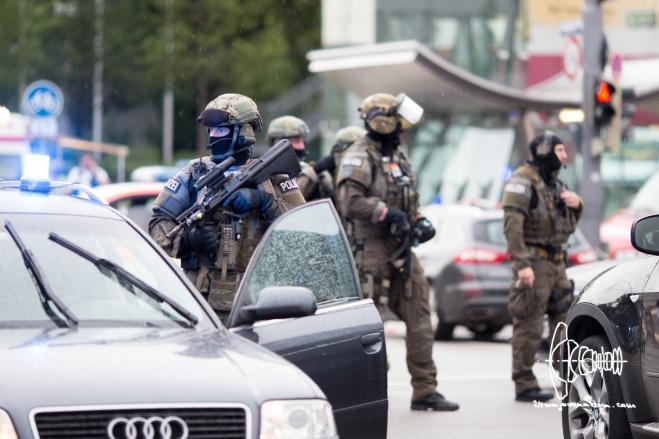 Shooting OEZ Munich
