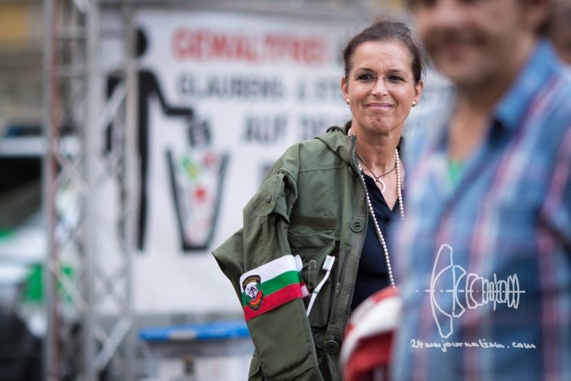 PEGIDA Munich – Tatjana Festerling visits Munich [PictureGallery]