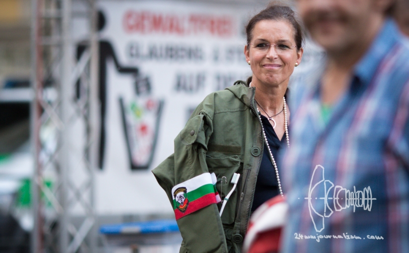 PEGIDA Munich – Tatjana Festerling visits Munich [Picture Gallery]