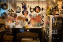 Souvenir art shop