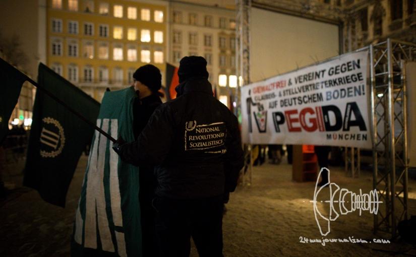 PEGIDA Munich's 2ndAnniversary