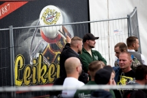 "Brewery ""Leikeim"" supplies the neo-nazi event."