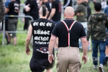 Nazi-punks and 90s skinhead neo-nazis.